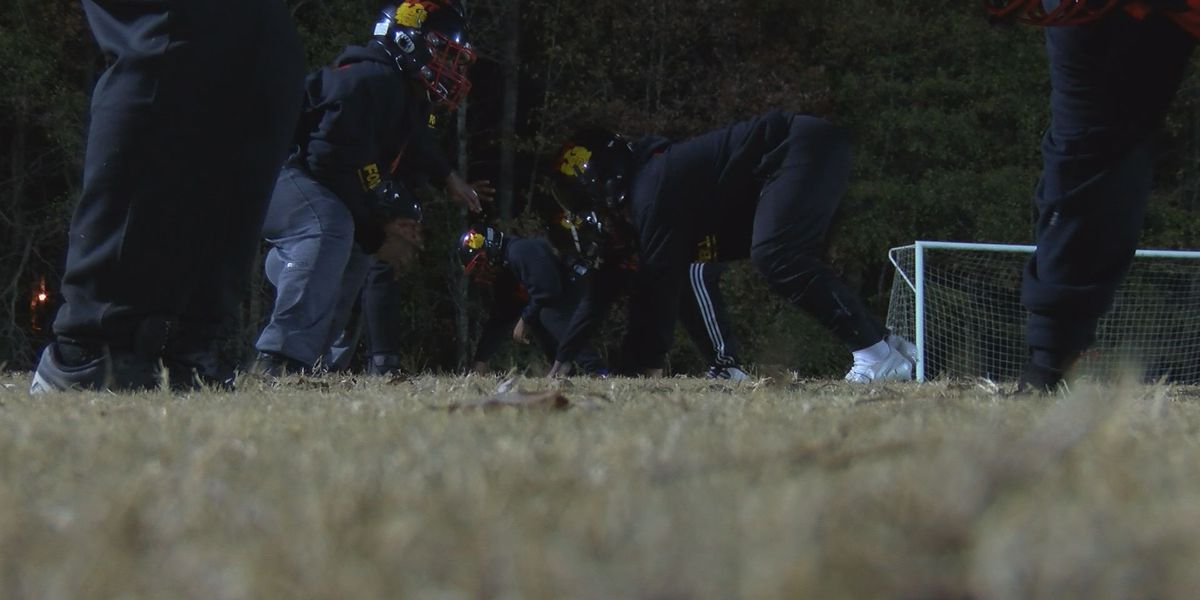 Youth football team puts safety above football to save season