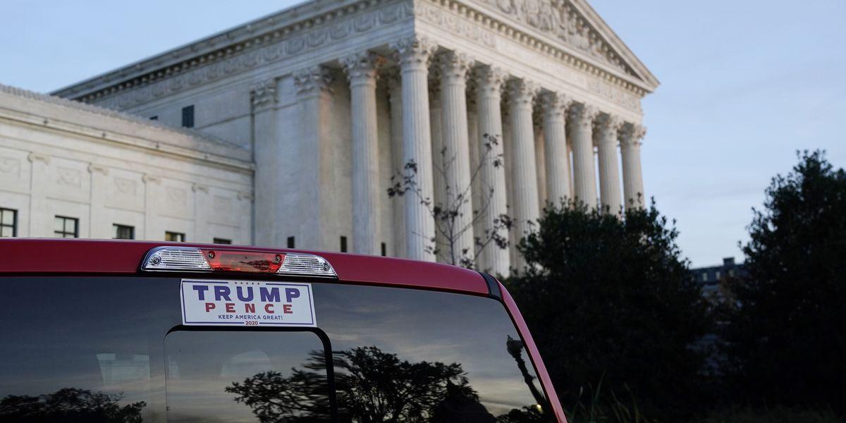 Trump faces tough road in getting Supreme Court to intervene