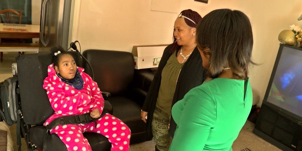 Viewers donate to Chesterfield mom who needs wheelchair van repaired