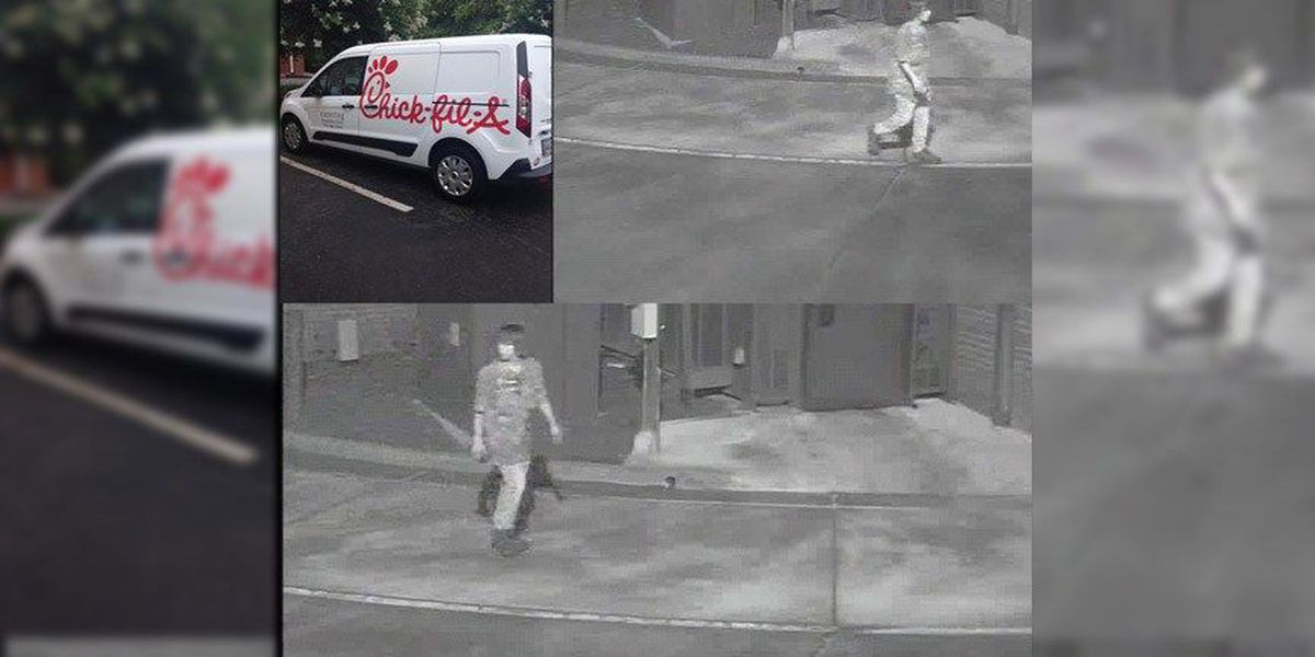 Free Chick-fil-a for a year if you solve a crime