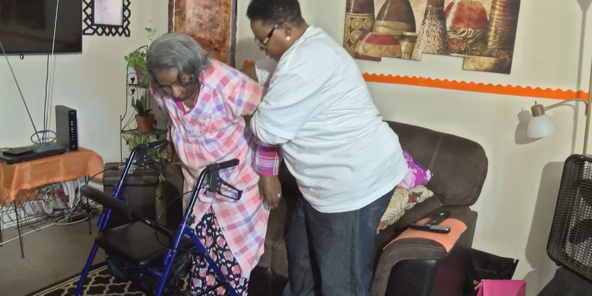 Daughter, 84-year-old mother fear eviction in Richmond after Medicaid snag