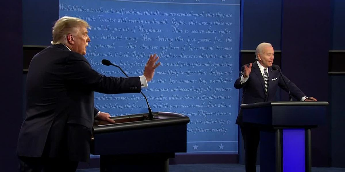 World reacts to US presidential debate