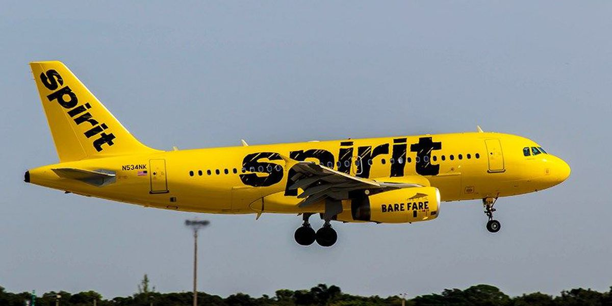 Spirit Airlines coming to RIC in 2018