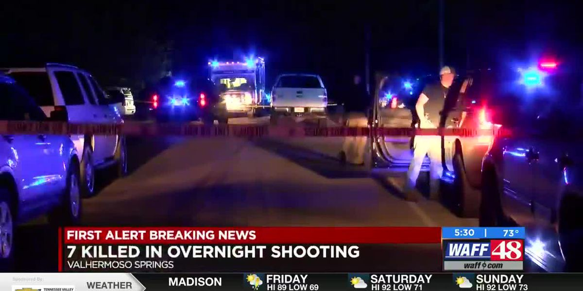 Overnight shooting in Morgan county