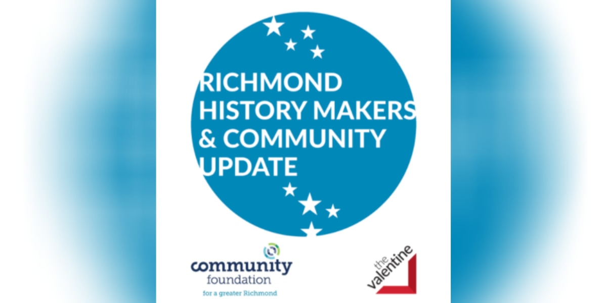 Valentine opens nominations for 'Richmond History Makers'