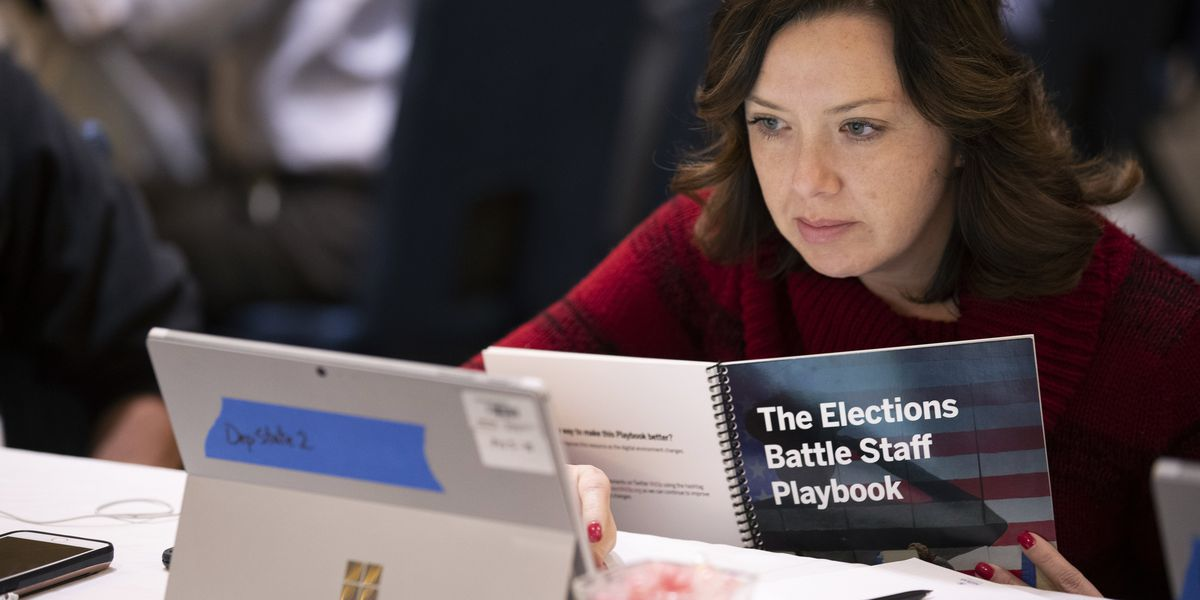 States are on front lines of 2020 election-security efforts