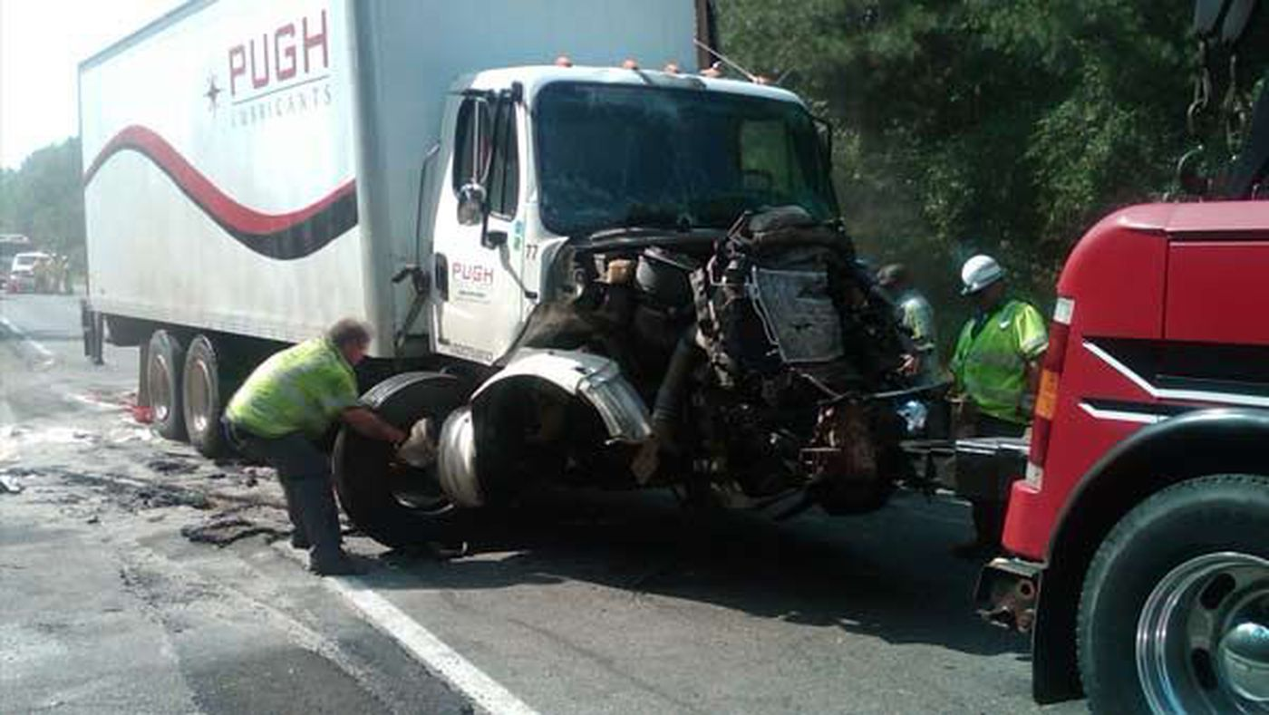 TRAFFIC ALERT: All lanes reopened on I-64 east in New Kent
