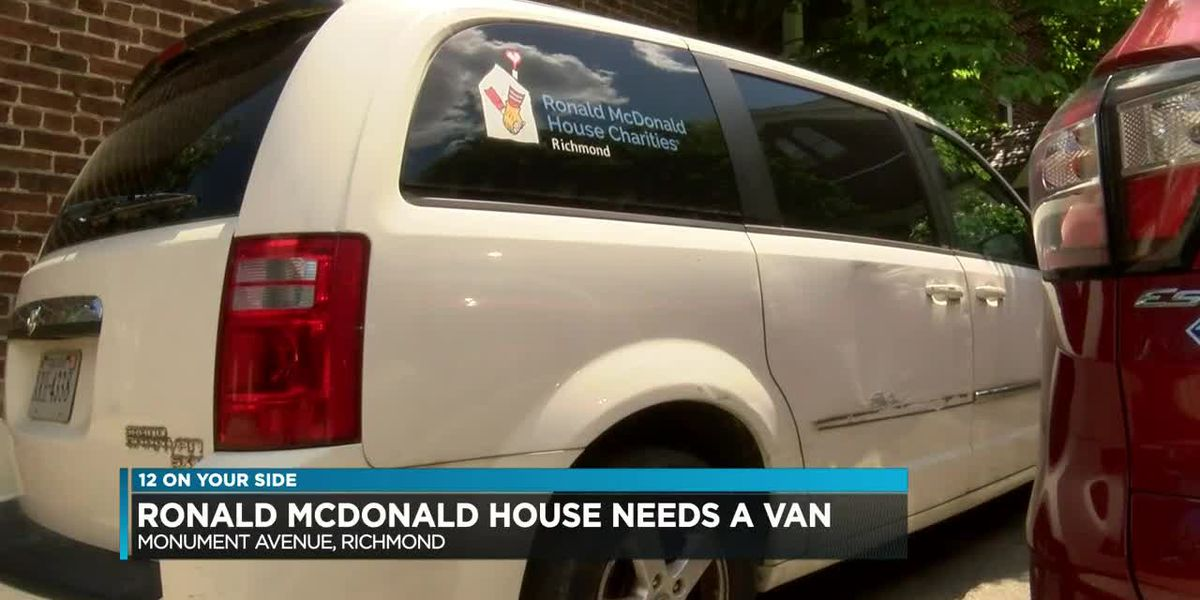 Ronald McDonald House in need of new van