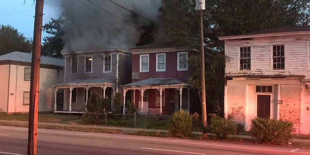 Petersburg Fire Dept. investigating 4th suspicious fire