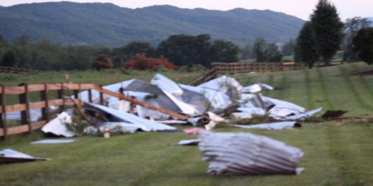 Tornado confirmed in Pulaski County from Friday night storms