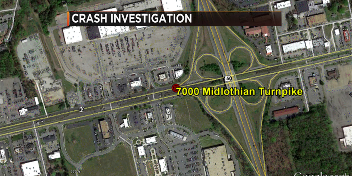 Man in hospital after getting hit by car in Chesterfield