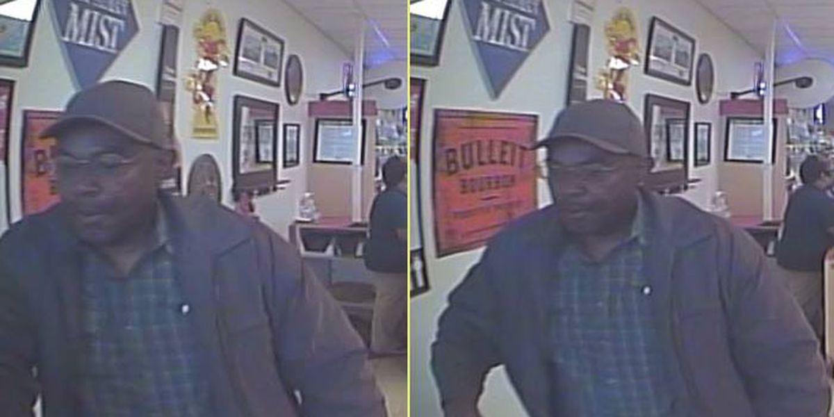 Photos show man accused of stealing wallets in Chesterfield