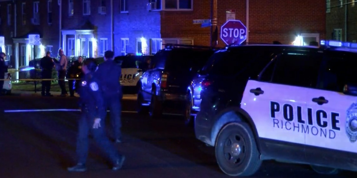 Police investigate 2 shootings in Richmond
