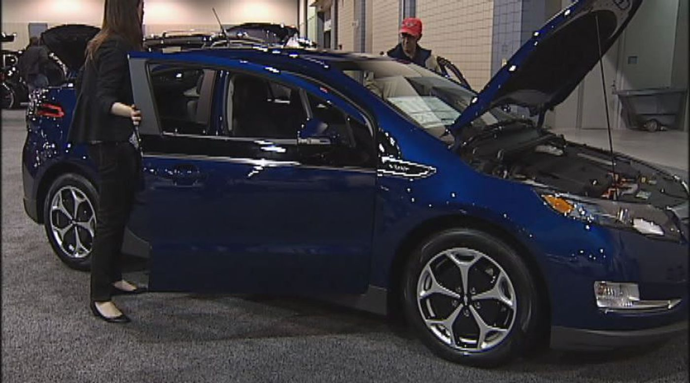 More Bang For Your Buck New Hybrid And Gas Vehicles Affordable Chevy Volt