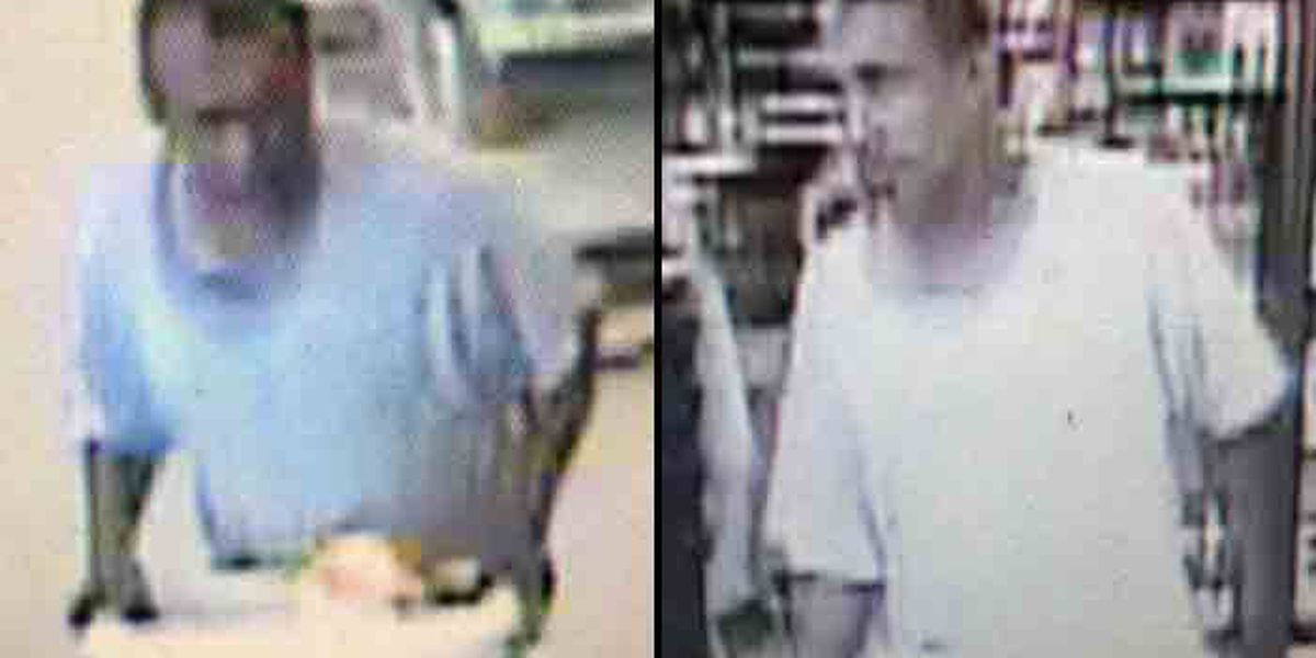 Thief who used laundry basket during robbery wanted