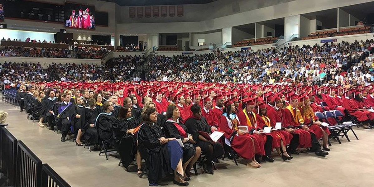 Chesterfield schools set schedule for 2018 graduations