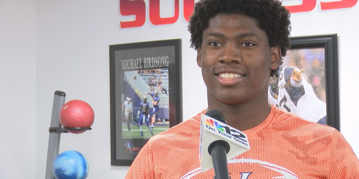 Life Christian's Carter to continue career at UVA