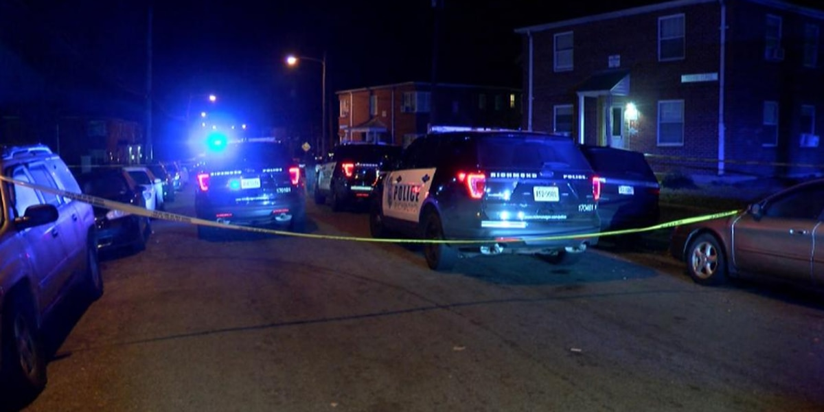 8 shot, 3 dead in under 30 hours during violent holiday in the City of Richmond