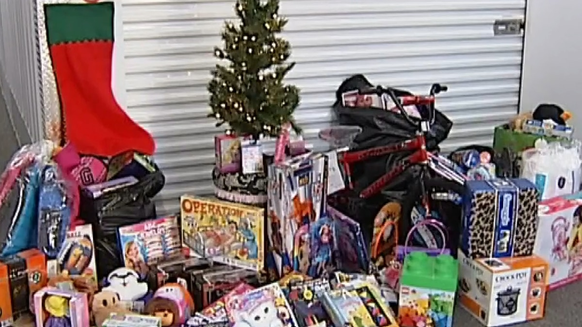 Shelter collecting toys, household items for homeless families this Christmas