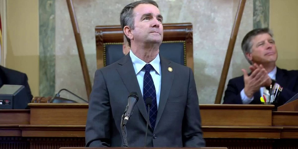 Civil rights restored to more than 20,000 ex-felons, Northam says