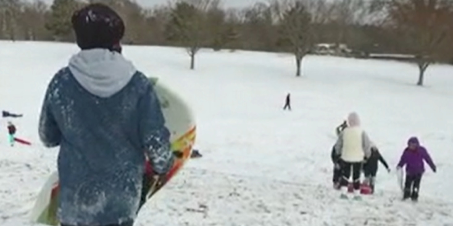 Henrico, Hanover schools still planning for potential snow days during virtual learning