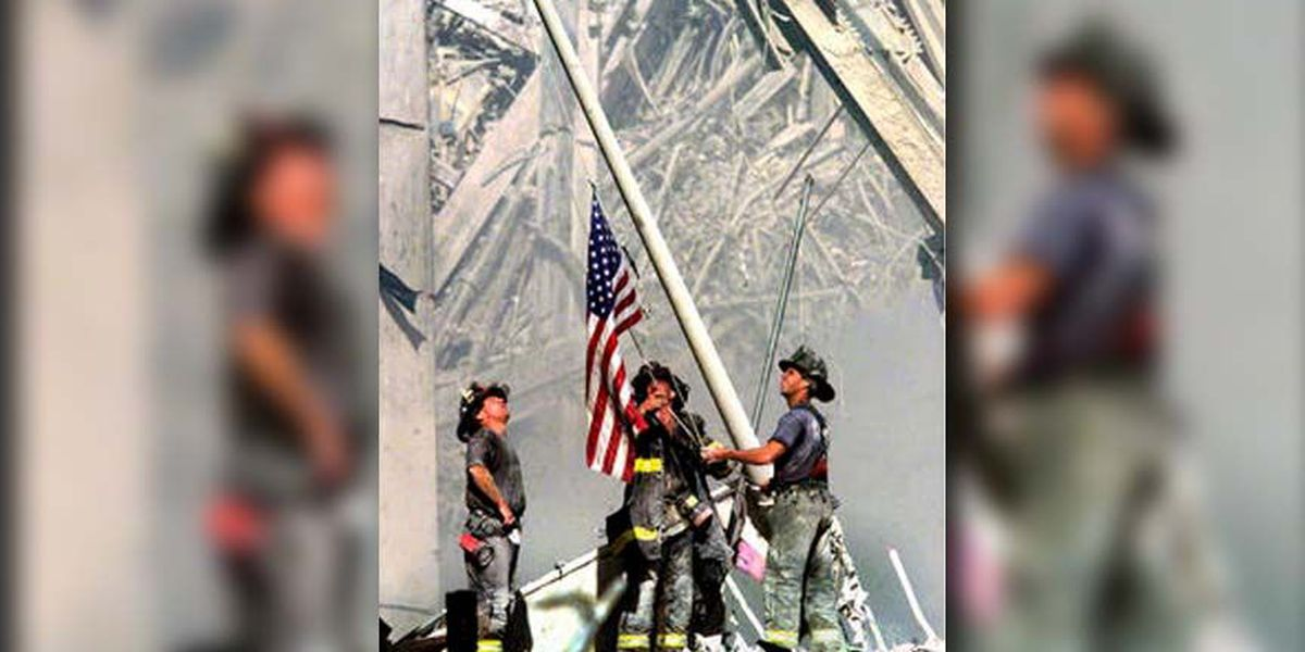 Iconic Ground Zero flag thought to be lost returning to NYC as 9/11 anniversary approaches
