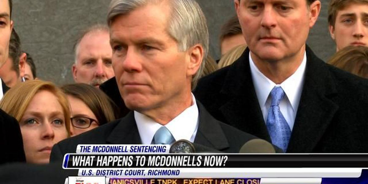 Inside the courtroom: Pontius Pilate and McDonnell back in the fight