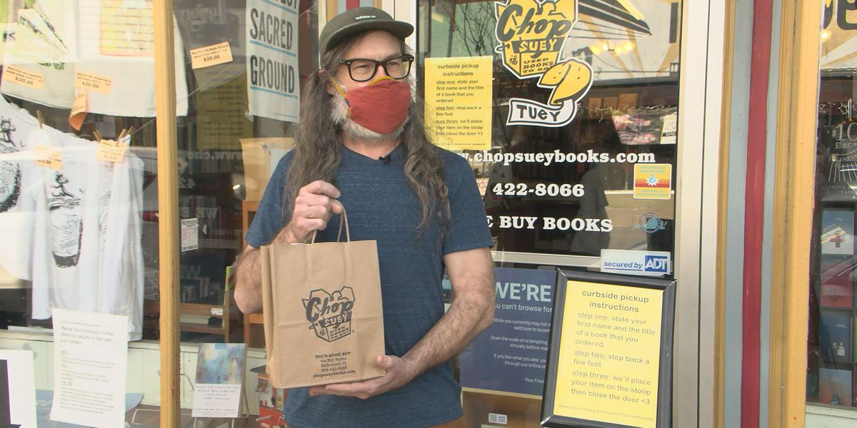 COVID-19 one year later: Chop Suey Books finds creative ways to stay open