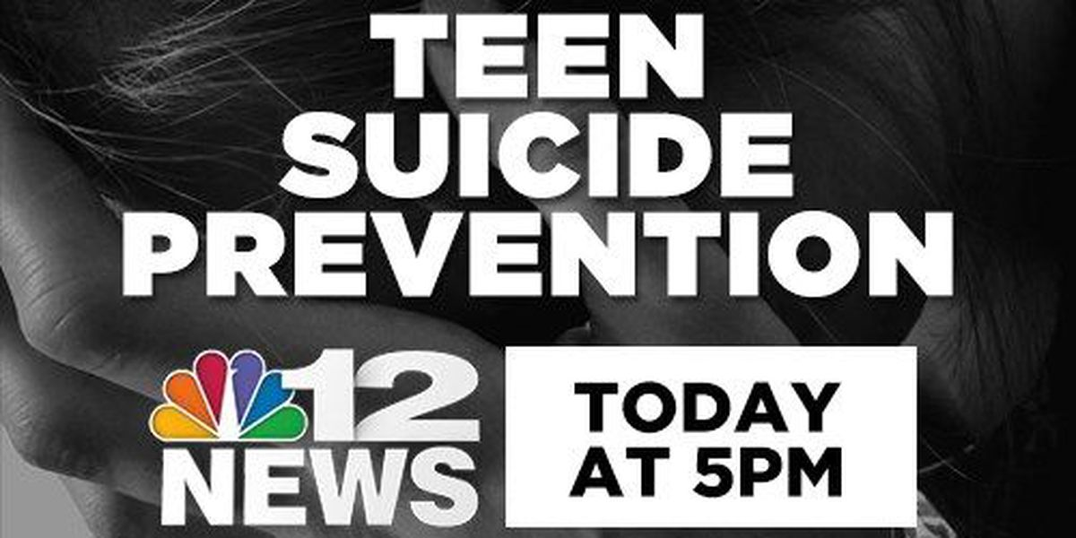 SPECIAL REPORT: Teen suicide prevention