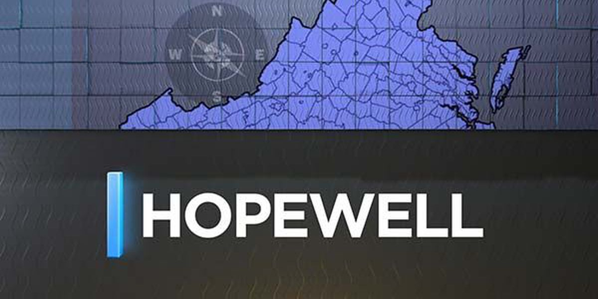 HazMat team responds to chemical leak at Hopewell plant
