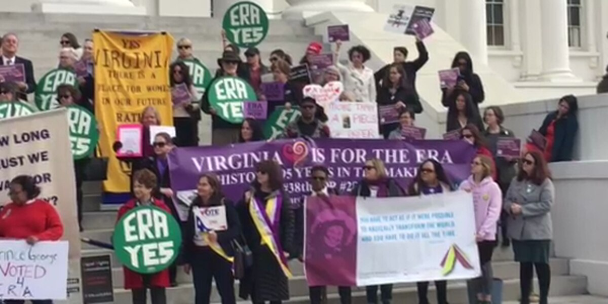 Bid to revive Equal Rights Amendment fails by 1 vote