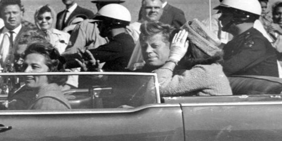 On This Day in 1963: President John F. Kennedy is assassinated