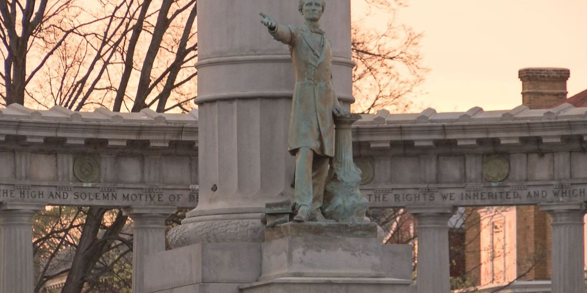 Bill to allow removal of Confederate monuments proposed