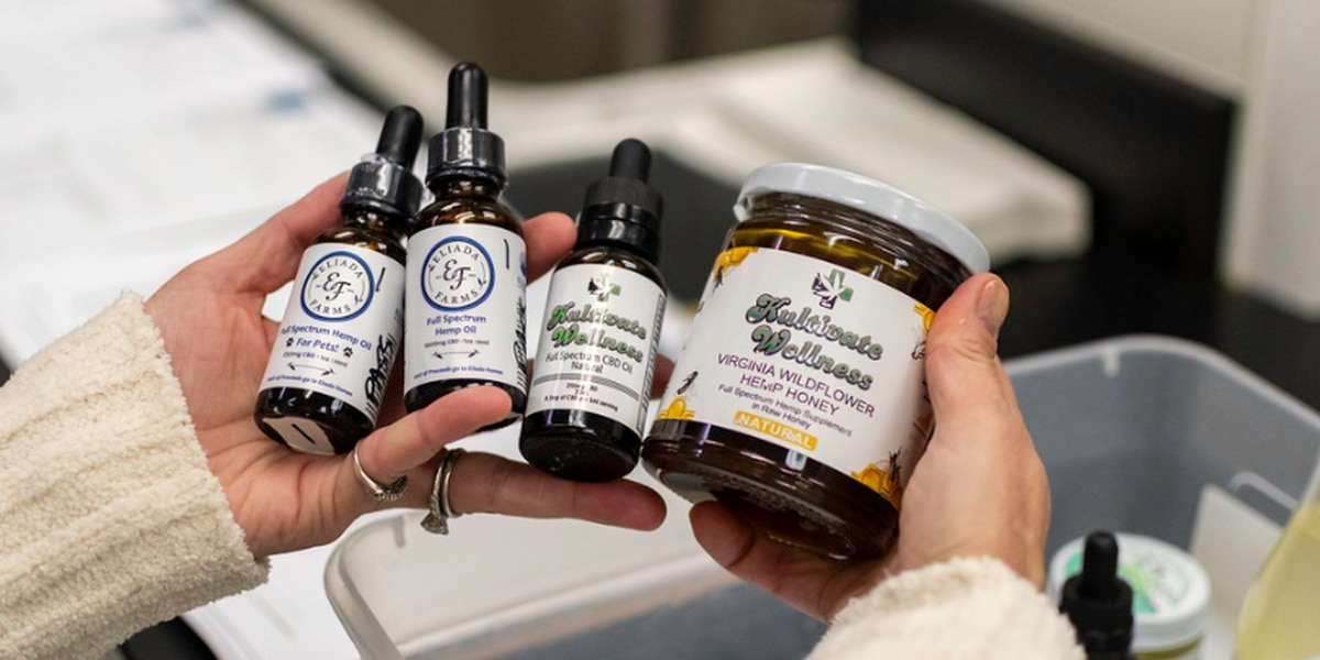 Northam signs bill to regulate CBD products as food