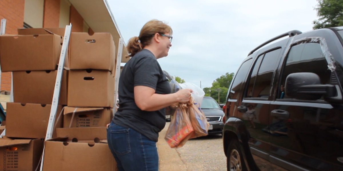 Chesterfield updates meal distribution sites