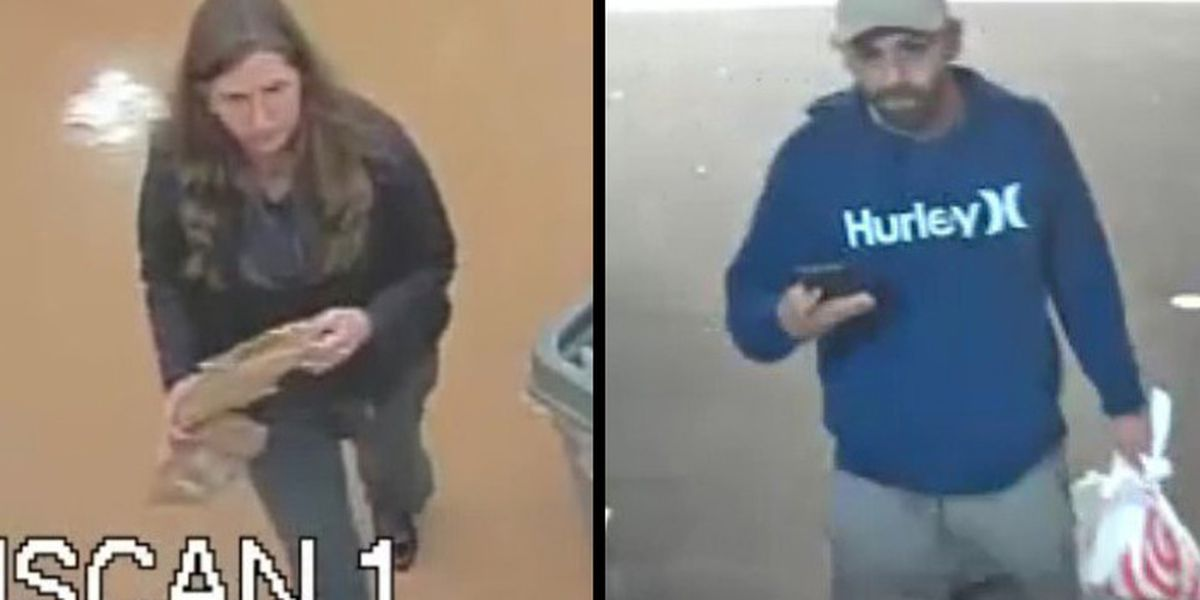 2 wanted for credit card fraud in Chesterfield