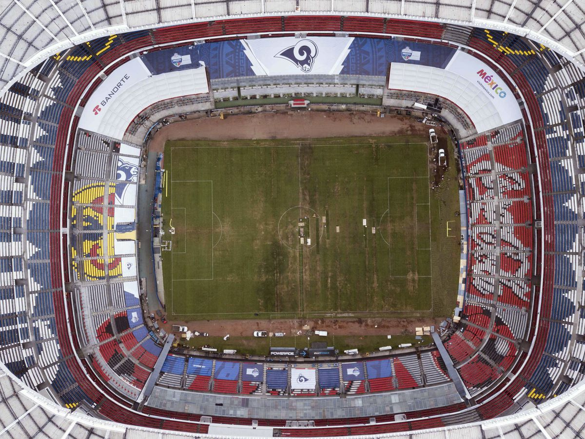 Chiefs-Rams game moved from Mexico City to LA due to field