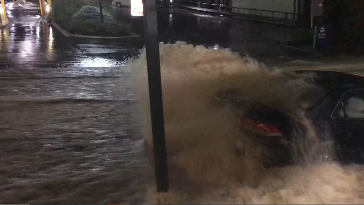 Staunton recovering after major flooding on Saturday night