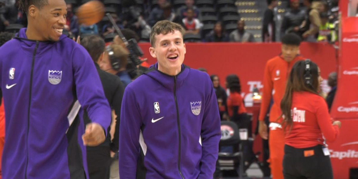 Former Virginia star Kyle Guy makes NBA debut with Sacramento Kings