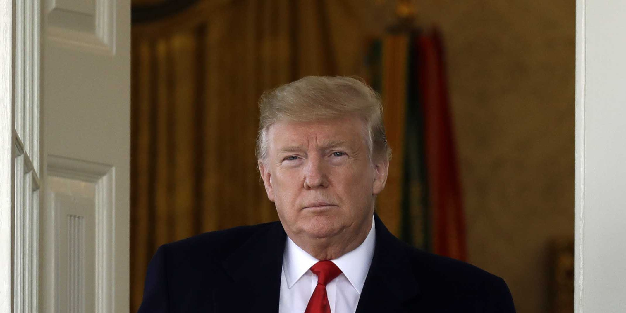 Trump ends shutdown, signs bill to reopen government