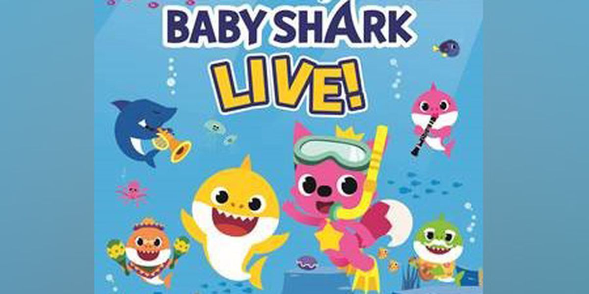 'Baby Shark Live!' coming to Altria Theatre