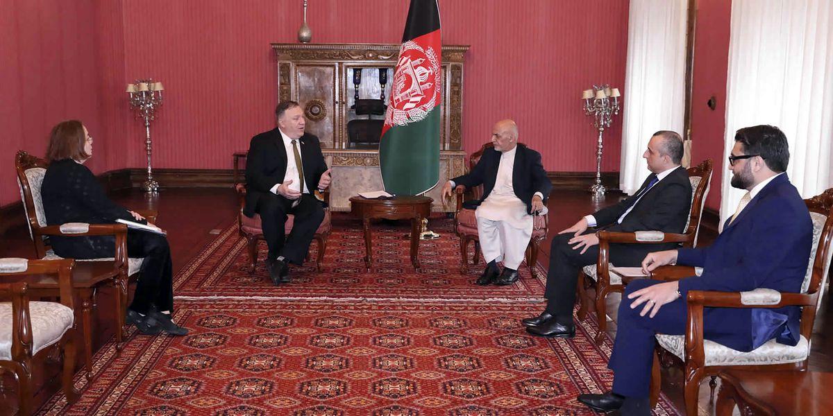 US shames Afghan leaders' obstinance as pandemic looms