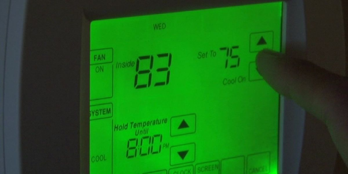 Beat the heat: tips to save money on your energy bill