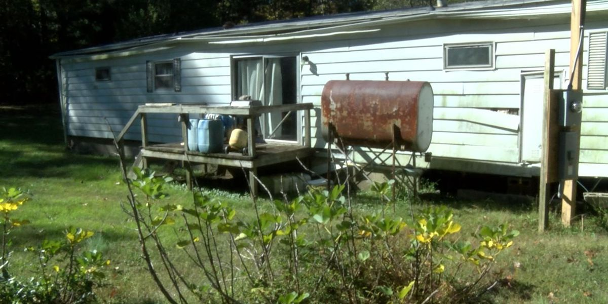 Elderly Charles City County couple needs new home