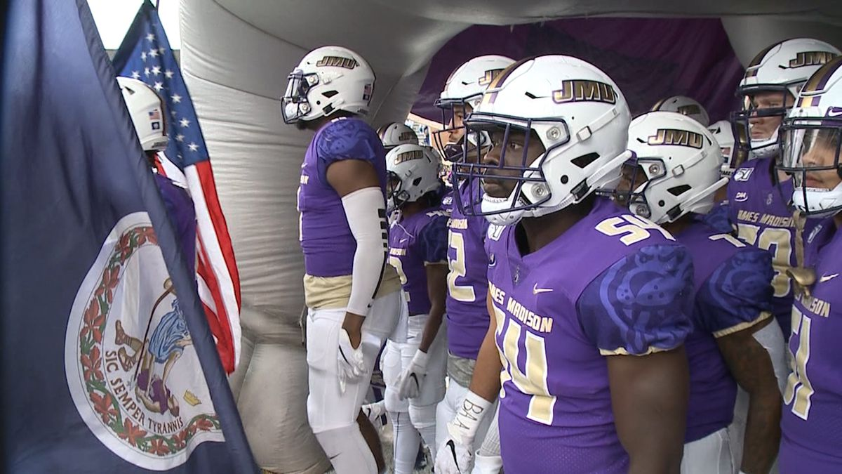 JMU suspends fall football