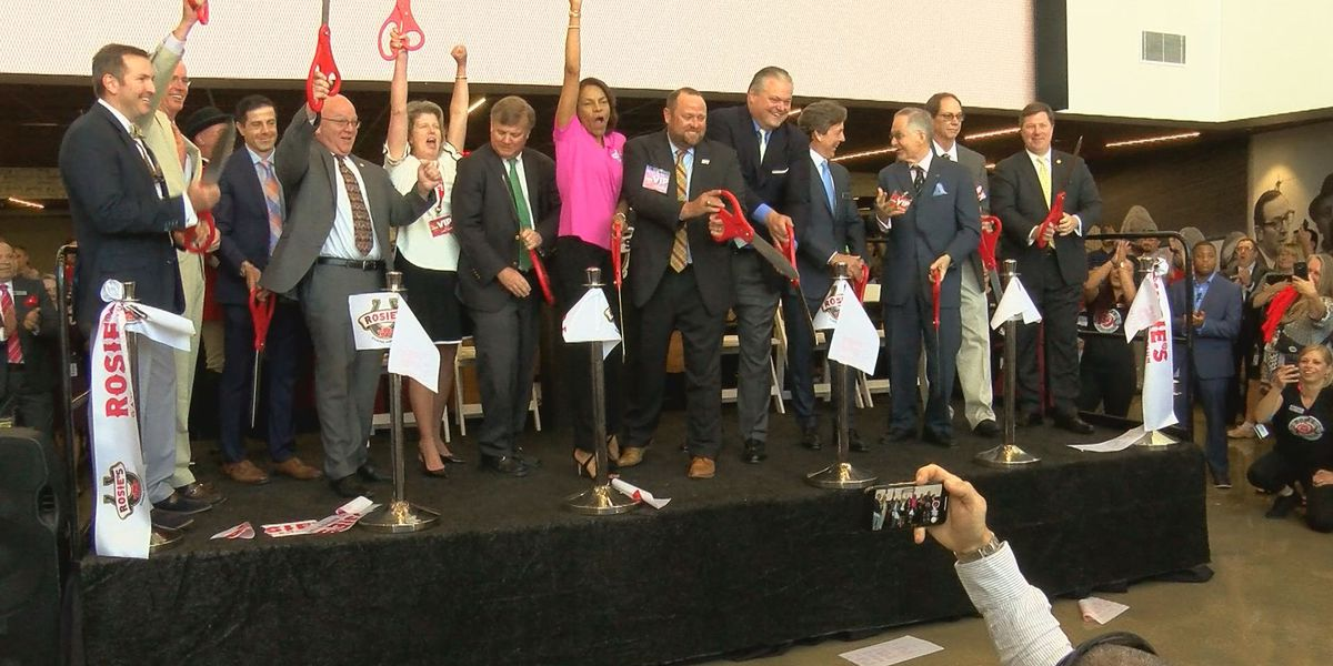 Rosies's New Kent officially opens at Colonial Downs Racetrack