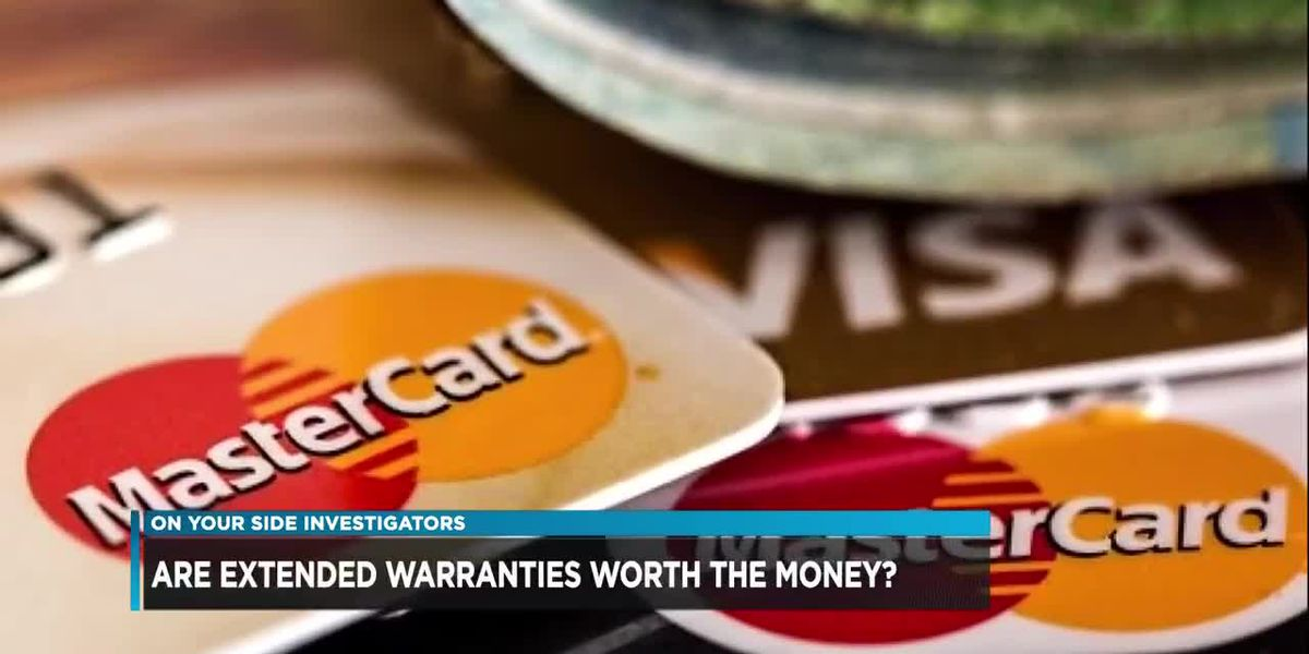 Are extended warranties worth the money?