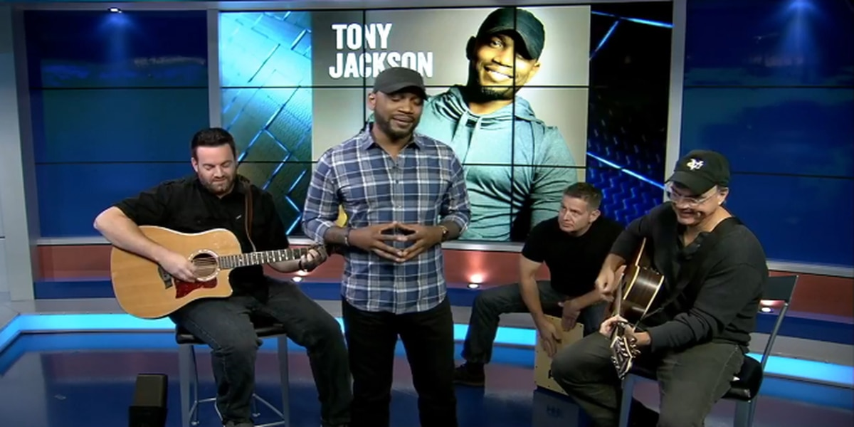 Richmond native Tony Jackson to perform at The National