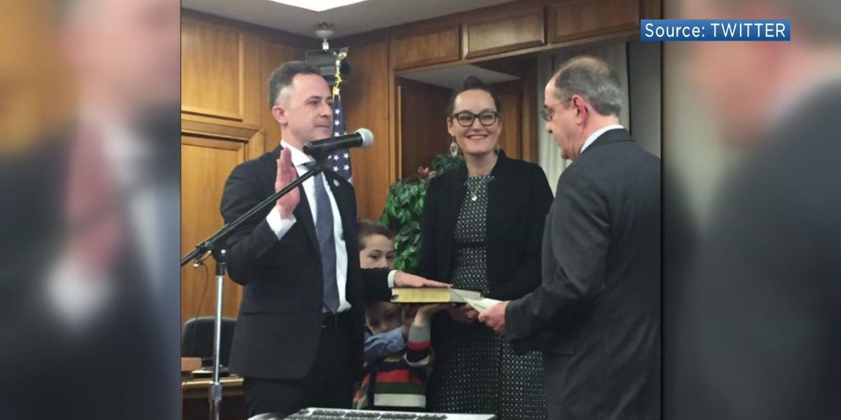 RPS superintendent sworn in, supports meal tax proposal