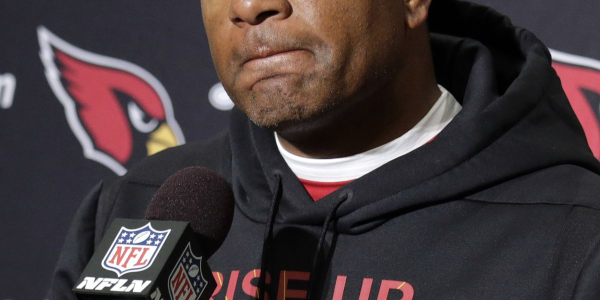Cardinals fire Steve Wilks after 1 season as head coach